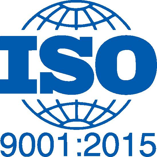Símbolo, logo oficial da norma ISO 9001