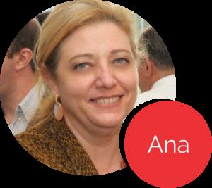 Ana Zabeu Sócia-Diretora da ASR Consultoria