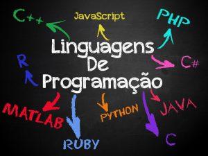 Conheça as 20 linguagens de programação mais populares do momento