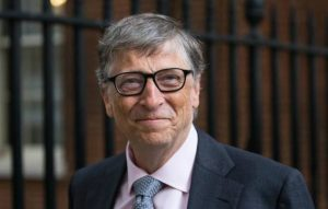 Bill Gates faz doação de R$ 14,7 bilhões em ações da Microsoft